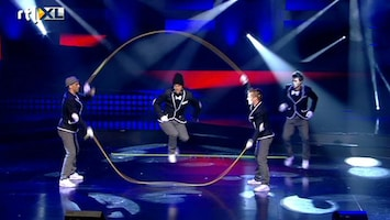 Holland's Got Talent Finale: DDF Crew