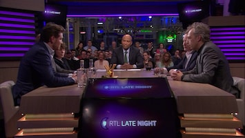 Rtl Late Night - Afl. 14