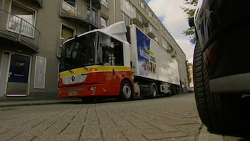 RTL Transportwereld Mercedes-Benz Econic