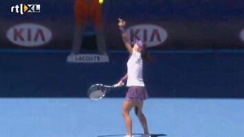 Editie NL slechtste service in tennishistorie