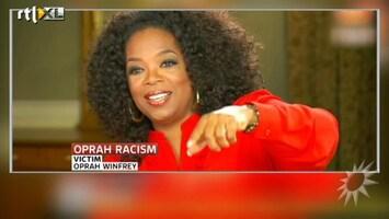 RTL Boulevard Oprah Winfrey slachtoffer racisme in Zurich