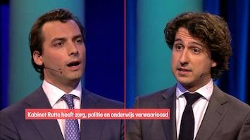 RTL Verkiezingsdebat Afl. 1