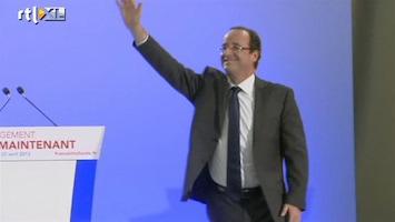 RTL Nieuws Socialist wint Franse presidentsverkiezingen