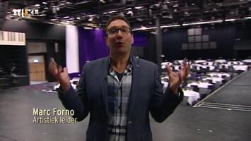 De Dinnershow: Backstage Marc - artistiek leider