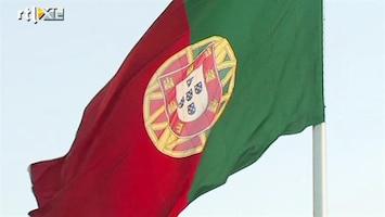 RTL Z Nieuws Portugal krijgt 78 miljard euro uit noodfonds