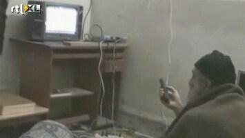 RTL Nieuws Video's Bin Laden vrijgegeven