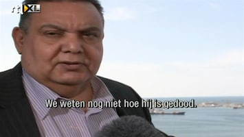RTL Nieuws Libische minster van Informatie: 'Khadaffi gedood'