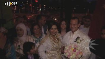 RTL Boulevard Gekkenhuis bij huwelijksfeest Najib Amhali