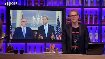 RTL Late Night Amerikanen vinden het toch moeilijk