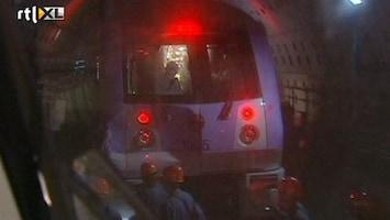 RTL Nieuws Kritiek op autoriteiten na metro-ongeluk China