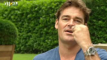 RTL Boulevard Jeroen van der Boom een Dany een jaar getrouwd