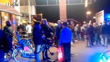RTL Nieuws Ooggetuige over schietpartij Almelo