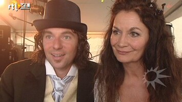 RTL Boulevard Belinda: bruiloft perfecte mengeling van humor en ontroering