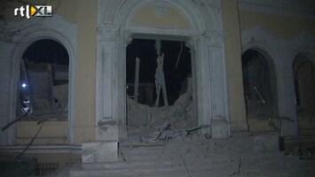 RTL Nieuws NAVO-bombardementen op Tripoli