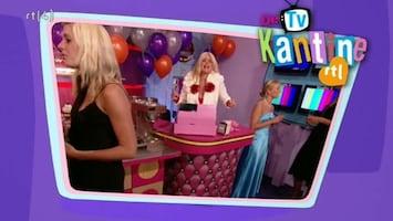 De Tv Kantine - Uitzending van 31-07-2011