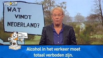 Wat Vindt Nederland? - Wat Vind Jij? Alcohol In Het Verkeer?