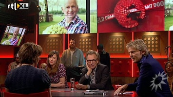 RTL Boulevard Ex-boeren nemen het op voor Boer Zoekt Vrouw