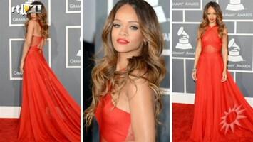 RTL Boulevard Wie droeg wat bij de Grammy's?