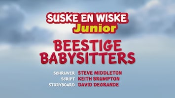 Suske En Wiske Junior - Beestige Babysitters