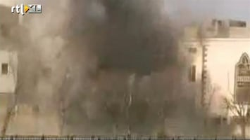 RTL Nieuws Opnieuw tientallen doden door geweld Syrië