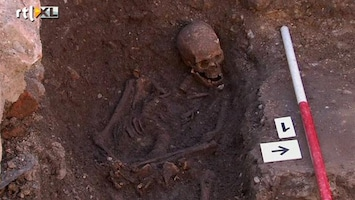 RTL Nieuws Gevonden skelet blijkt van koning Richard III