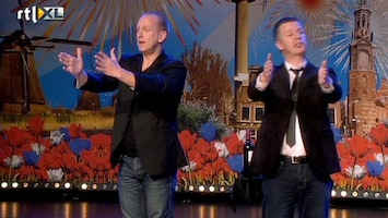 Holland's Got Talent Rob en Emiel (Variety)