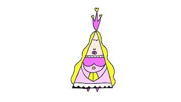 Doodle - Princess