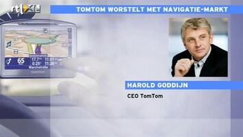 RTL Z Nieuws TomTom verkoopt informatie over rijgedrag door aan politie