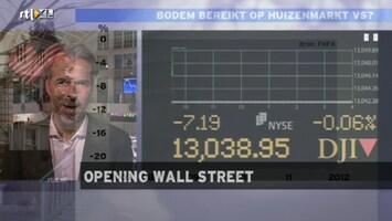 Rtl Z Opening Wall Street - Afl. 60