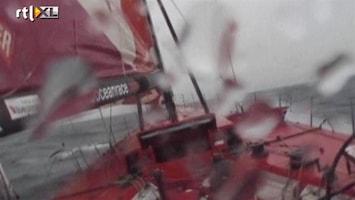 RTL Nieuws Bijna-botsing met walvis