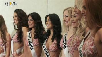 RTL Boulevard Miss Universe: transgenders mogen deelnemen
