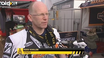 RTL GP: Dakar Pre-proloog Interview Kees Koolen