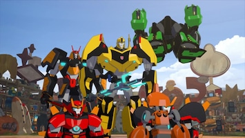 Transformers Robots In Disguise - Afl. 2