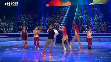 Everybody Dance Now Verkeerde kleur voor Drakenwoede