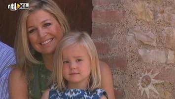 RTL Boulevard Marc van der Linden op duitse tv over geruchten princes Ariane