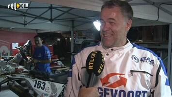 Rtl Gp: Dakar - Marcel Huigevoort Is Enthousiast