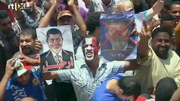 RTL Nieuws Massaal protest tegen Egyptische president Morsi
