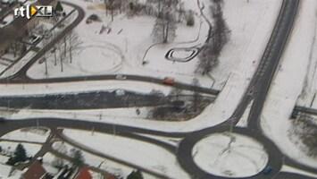 Editie NL Elfstedenroute vanuit de lucht