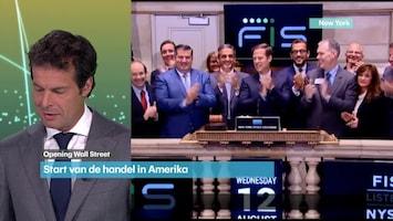 Rtl Z Opening Wall Street - Afl. 158