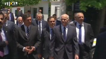RTL Nieuws Uur van de waarheid voor griekse premier
