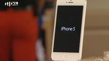 RTL Nieuws 'De glans lijkt er af bij Apple'