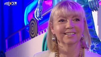 RTL Boulevard Iconisch pak Jerney Kaagman in Beeld & Geluid