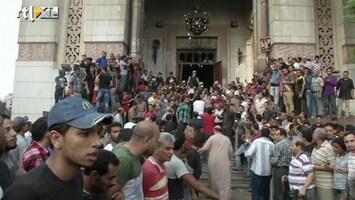 RTL Nieuws Harde confrontatie Moslimbroeders en politie in Caïro