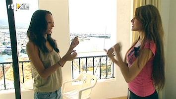 Modemeisjes Met Een Missie Tamara stoomt Maria klaar