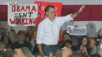 RTL Nieuws Strijd tussen Obama en Romney begint nu al