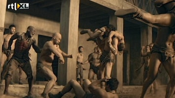 """Spartacus - Spartacus: Gods Of The Arena """"paterfamilias"""" - 1 /3"""