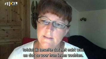 RTL Nieuws Moeder overlevende Utoya over drama