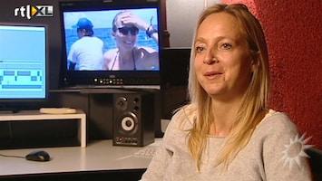 RTL Boulevard Floortje Dessing krabbelt weer op na nieroperatie