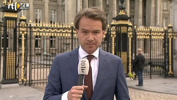 RTL Nieuws Aftreden Koning Albert niet onverwacht
