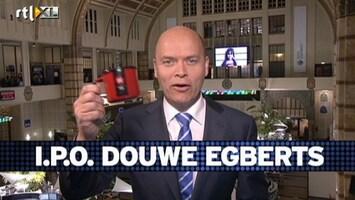RTL Nieuws 'Groot koffiefeest op de beurs'